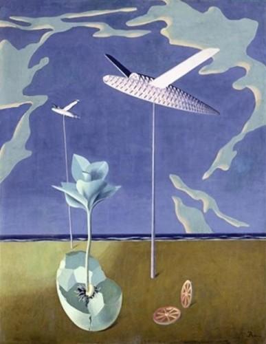 peinture, John Armstrong, Analysis of Easter, 1940
