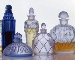 Flacons de parfums